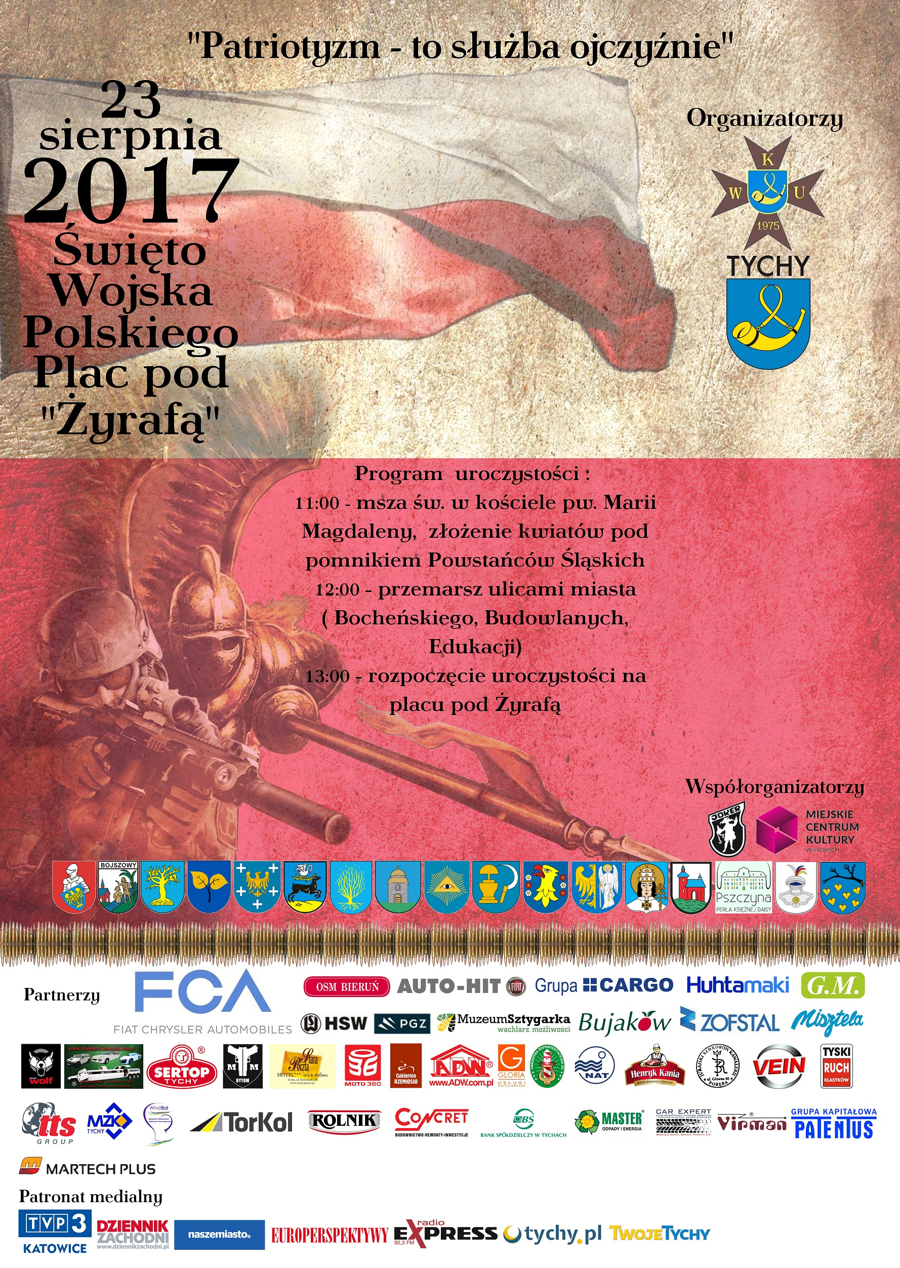 Plakat 2017 Sw WP Tychy maly